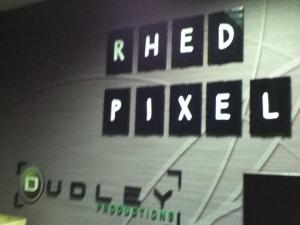 RHED Pixel Lobby