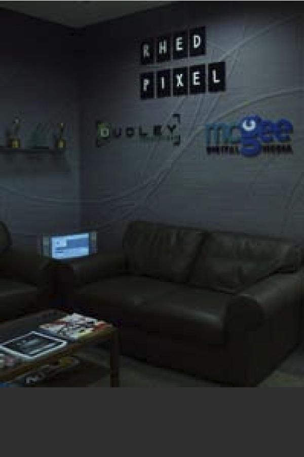 RHED Pixel's Lobby