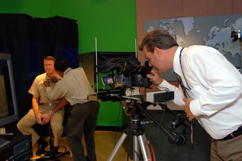 ONI filming