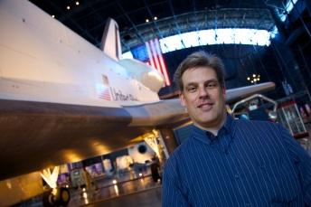 Space Shuttle NASA shoot
