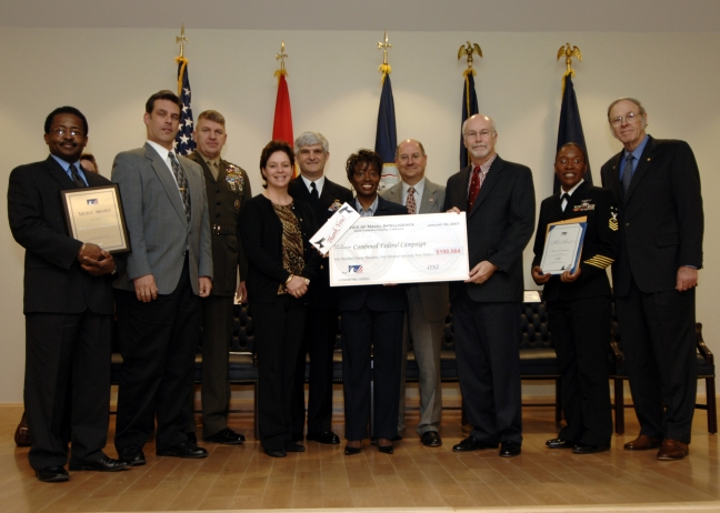 Office of Naval Intelligence Award